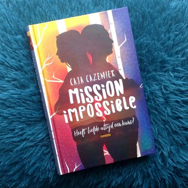 Mission Impossible – Caja Cazemier