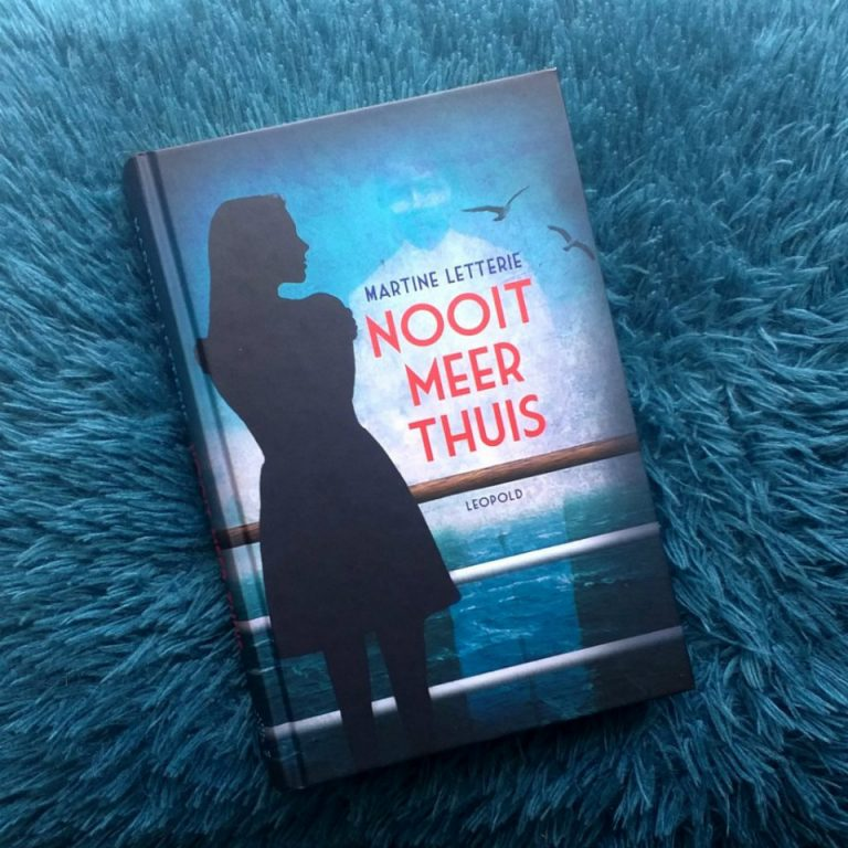 Nooit meer thuis – Martine Letterie