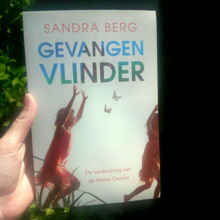 Gevangen vlinder – Sandra Berg