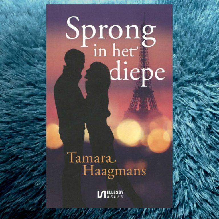 Sprong in het diepe – Tamara Haagmans