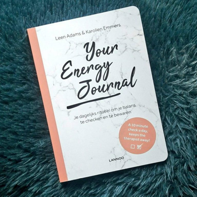 Your Energy Journal – Leen Adams en Karolien Emmers