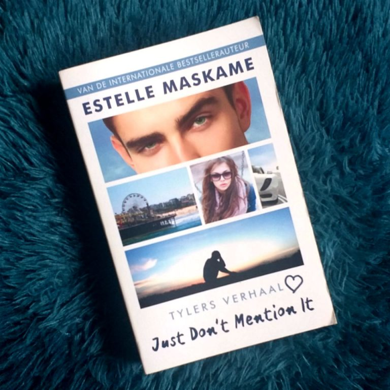 Just Don't Mention It – Estelle Maskame
