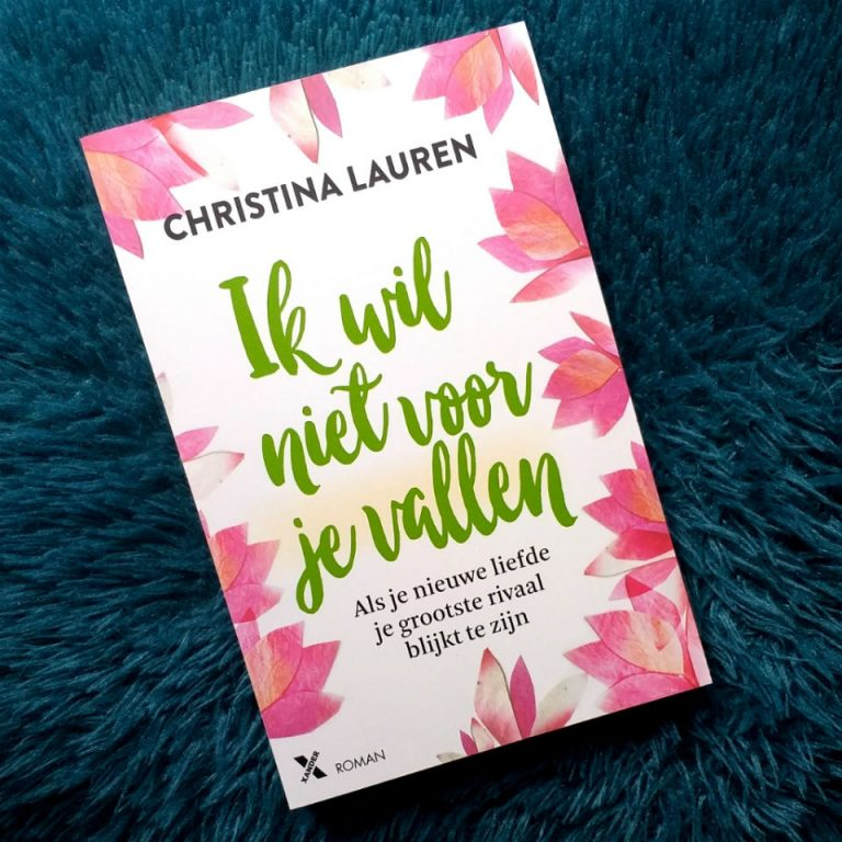 Blogtour: Ik wil niet voor je vallen – Christina Lauren