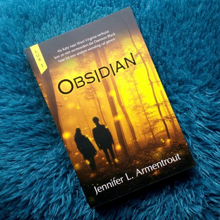 Obsidian – Jennifer L. Armentrout