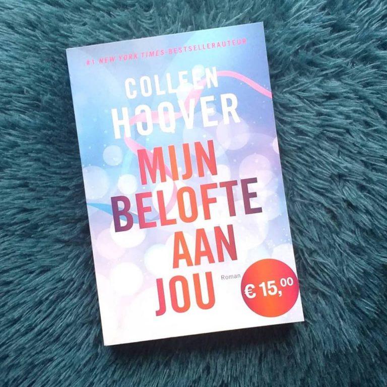 Mijn belofte aan jou – Colleen Hoover