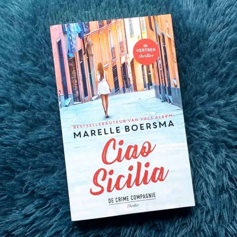 Ciao Sicilia – Marelle Boersma