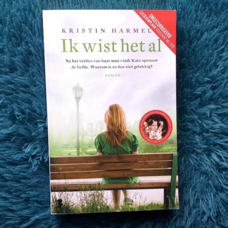 Ik wist het al – Kristin Harmel
