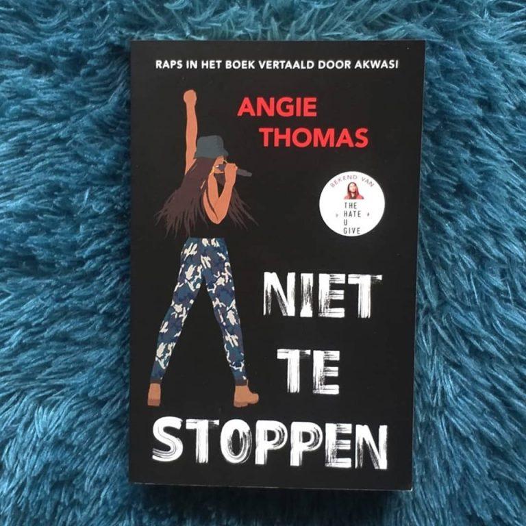 Niet te stoppen – Angie Thomas