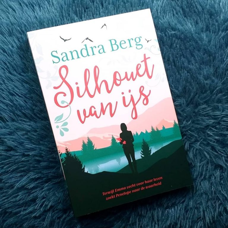 Silhouet van ijs – Sandra Berg