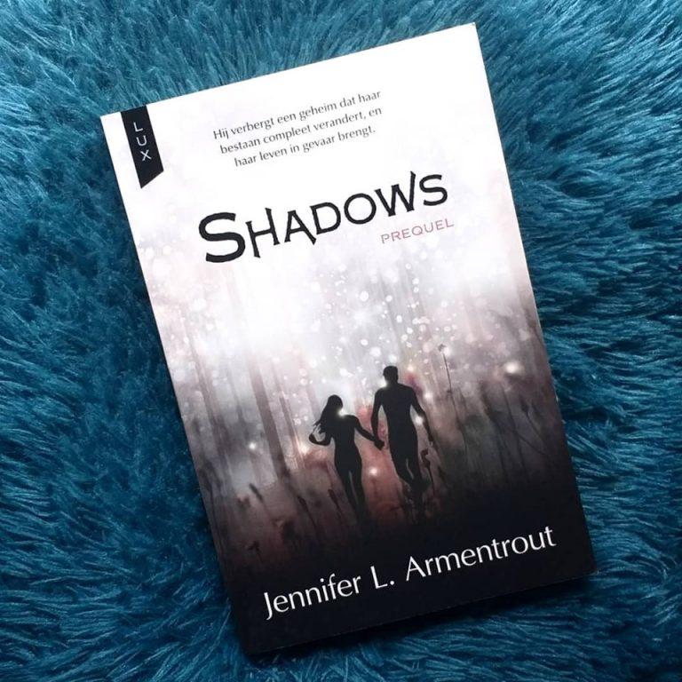Shadows – Jennifer L. Armentrout