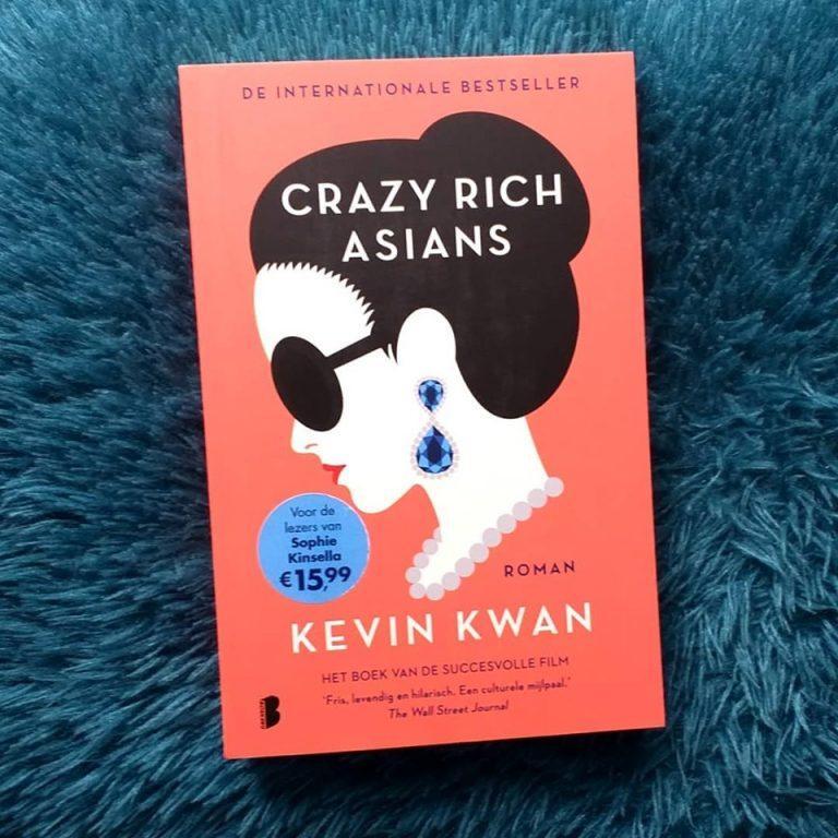 Crazy Rich Asians – Kevin Kwan