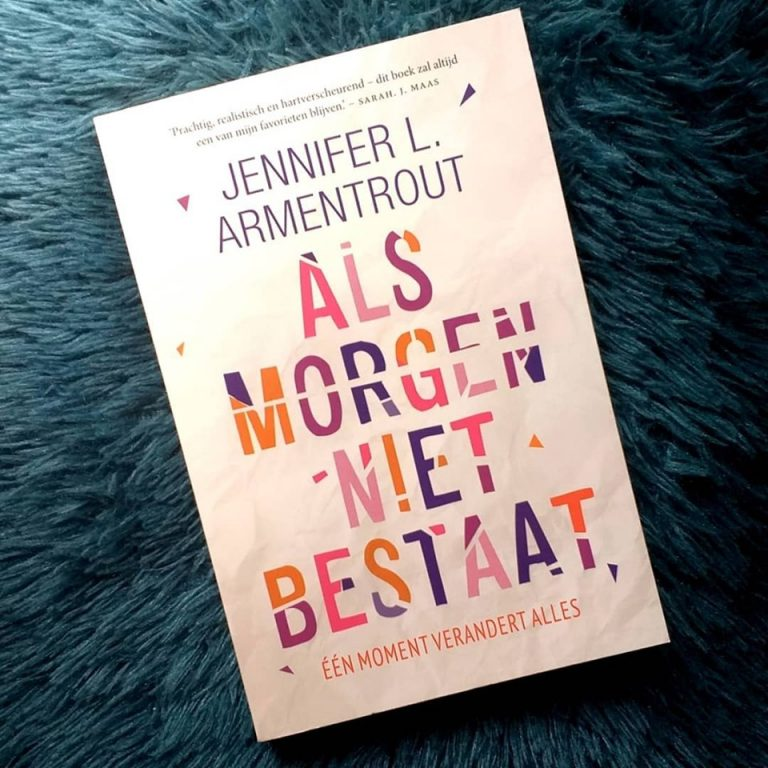 Als morgen niet bestaat – Jennifer L. Armentrout