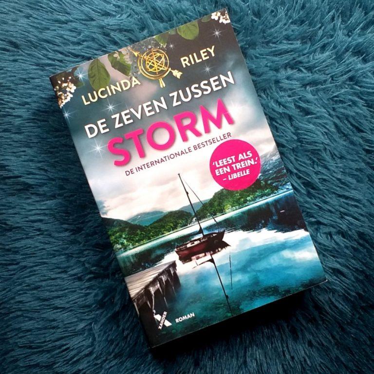 De zeven zussen 2 Storm – Lucinda Riley