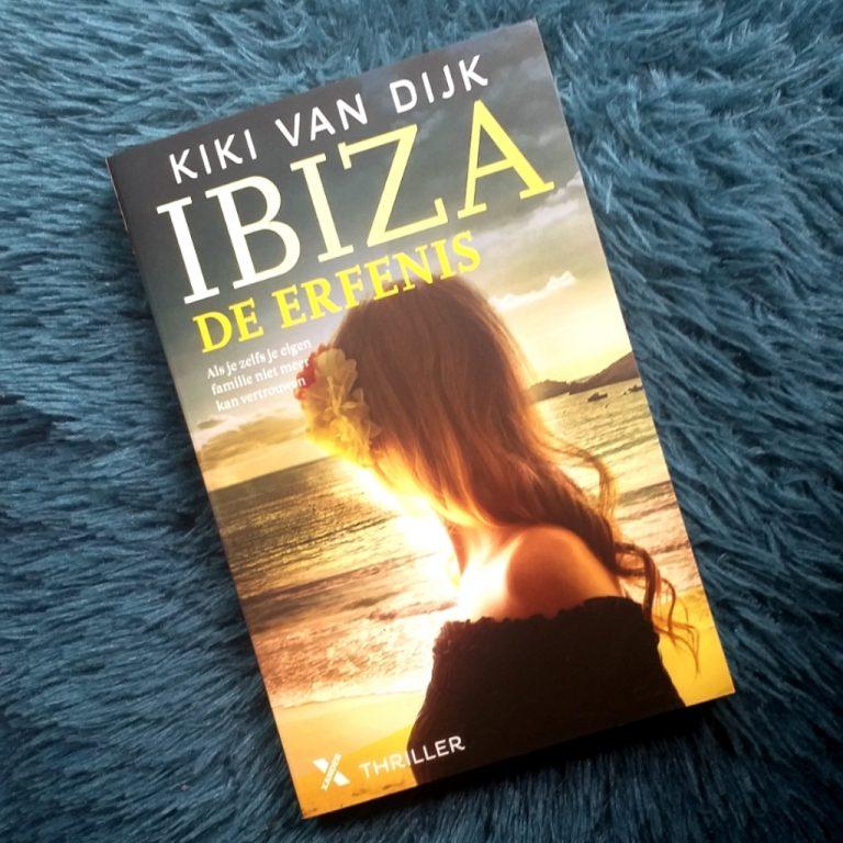 Blogtour: Ibiza, de erfenis – Kiki van Dijk
