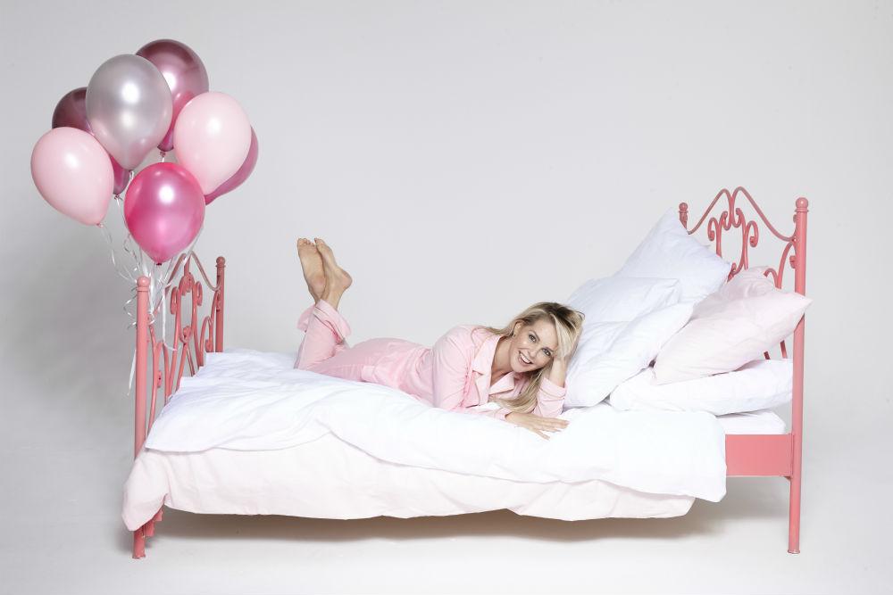 Nieuw tv-programma 'Chantals Pyjama Party'