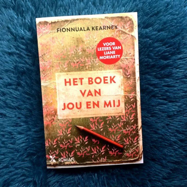 Het boek van jou & mij – Fionnuala Kearney