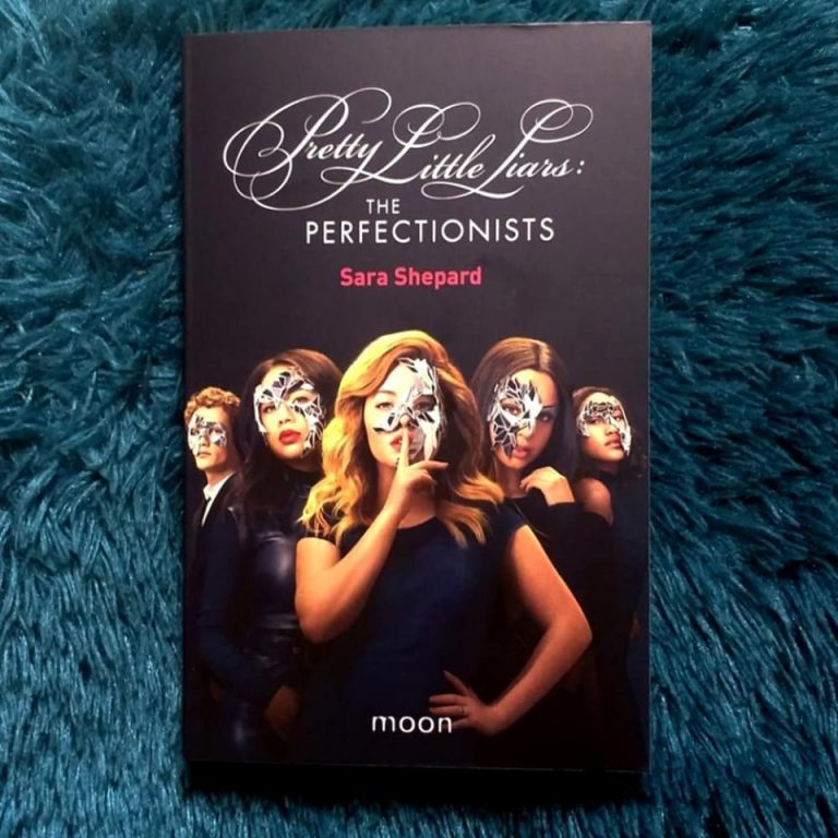 Pretty Little Liars: The Perfectionists – Sara Shepard