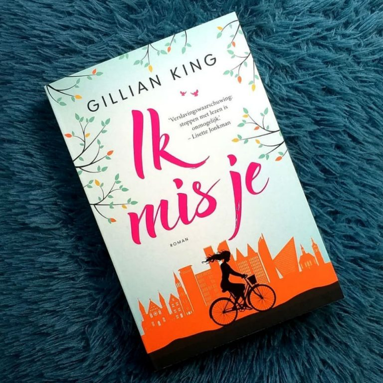 Ik mis je – Gillian King