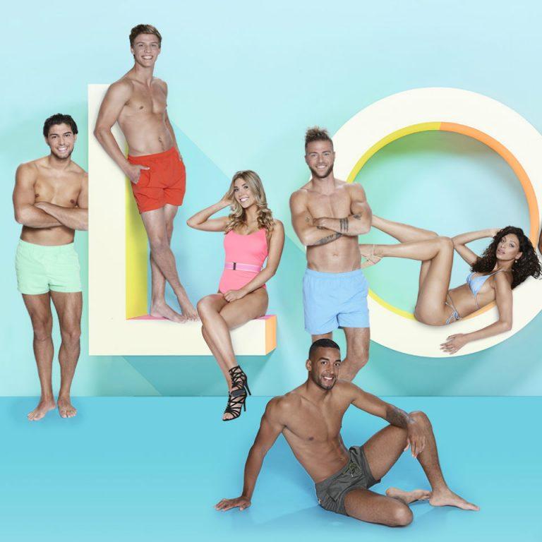 De deelnemers van het tweede seizoen Love Island NL