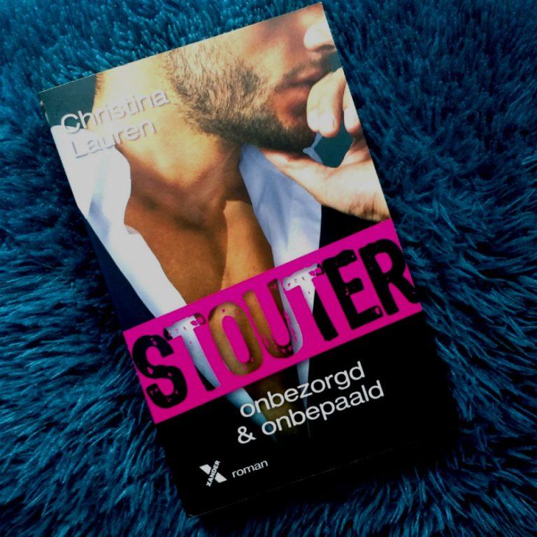 Stouter – Onbezorgd & Onbepaald – Christina Lauren