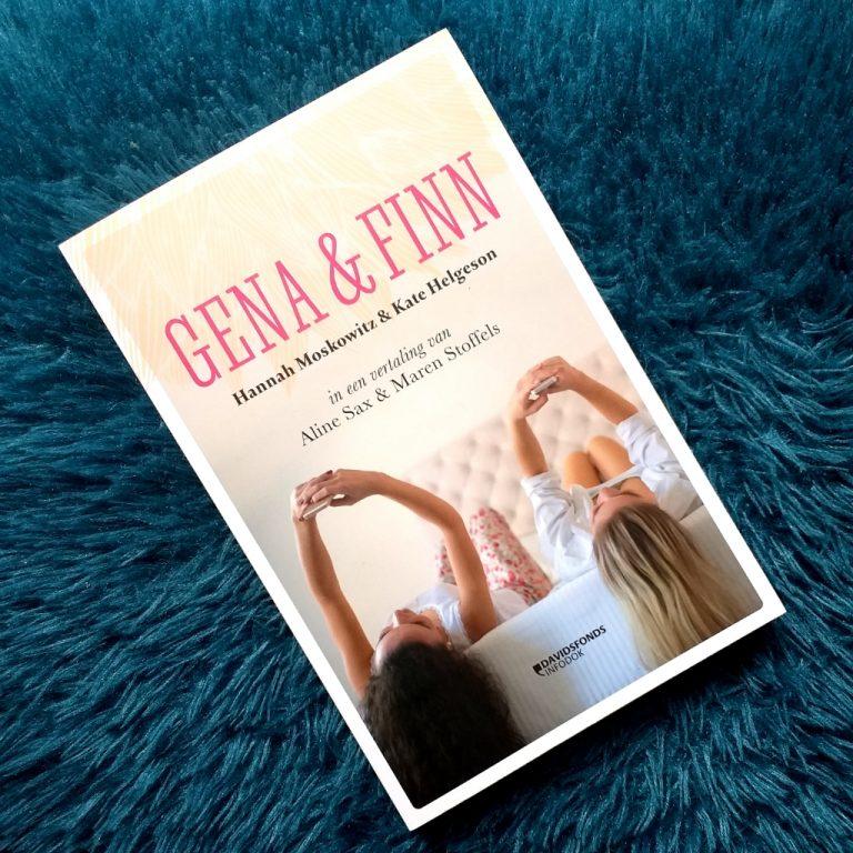 Gena & Finn – Hannah Moskowitz en Kat Helgeson