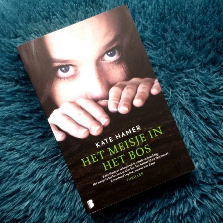 Het meisje in het bos – Kate Hamer