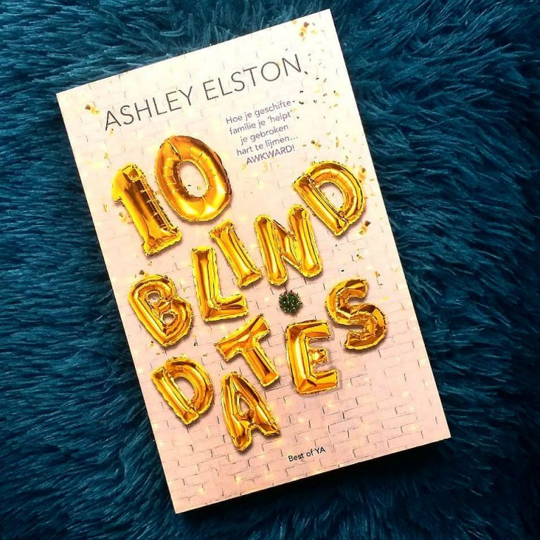 10 Blind Dates – Ashley Elston