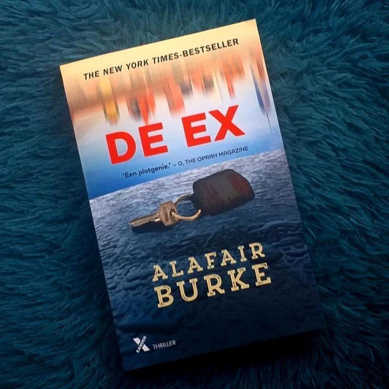 De ex – Alafair Burke