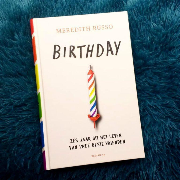 Birthday – Meredith Russo
