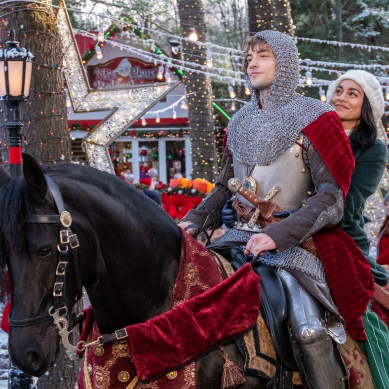 Filmrecensie: The Knight Before Christmas