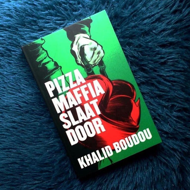 Pizzamaffia slaat door – Khalid Boudou