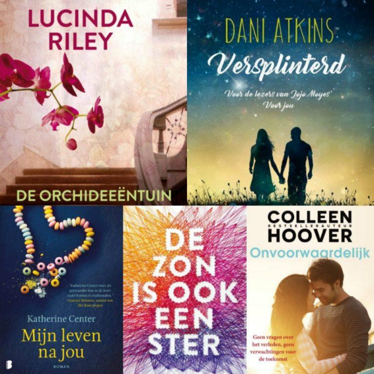 Deze tien boeken staan op mijn verlanglijstje 2019