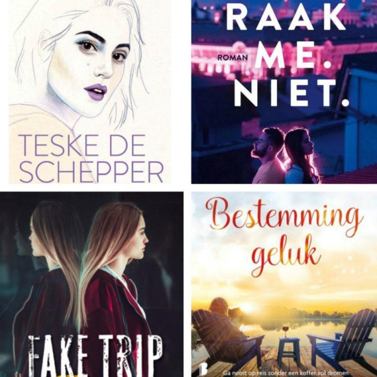 Voorjaar 2020: De boeken van Boekerij, Fontein, Z&K en Xander Uitgevers