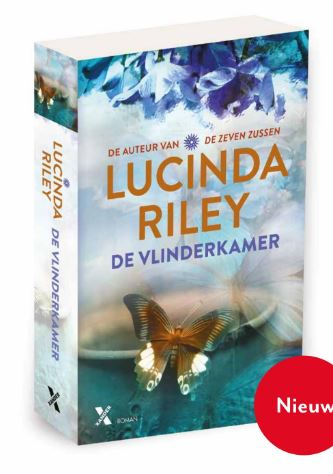 Vlinderkamer, Lucinda Riley