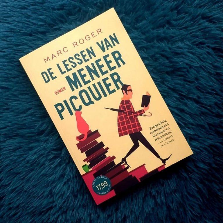 De lessen van meneer Picquier – Marc Roger