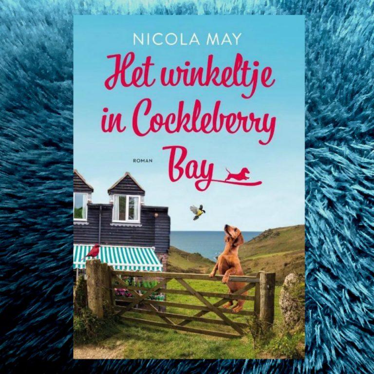 Blogtour: Het winkeltje in Cockleberry Bay – Nicola May