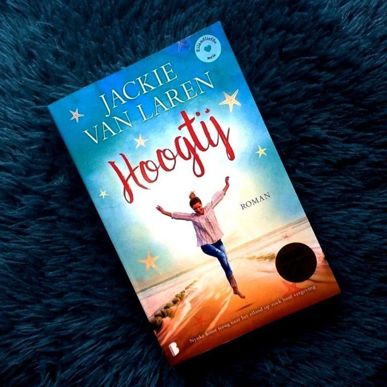 Hoogtij (Eilandliefde #5) – Jackie van Laren