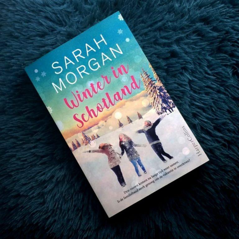 Winter in Schotland – Sarah Morgan