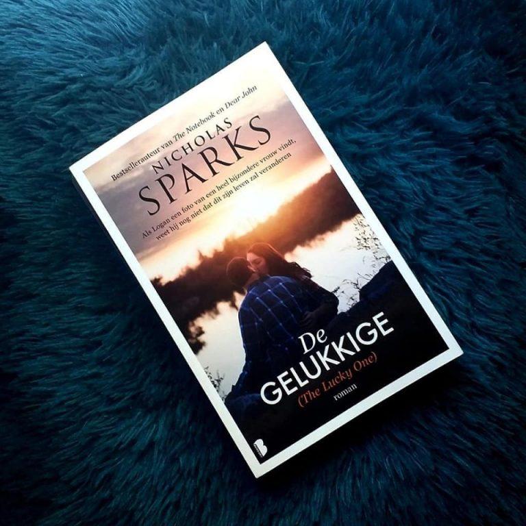 De gelukkige (The Lucky One) – Nicholas Sparks