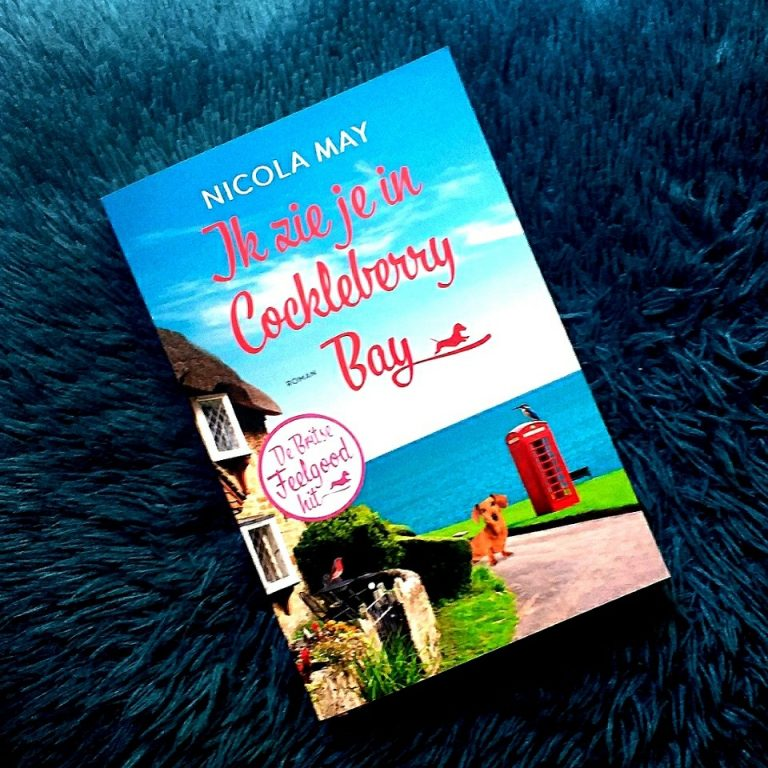 Blogtour: Ik zie je in Cockleberry Bay – Nicola May
