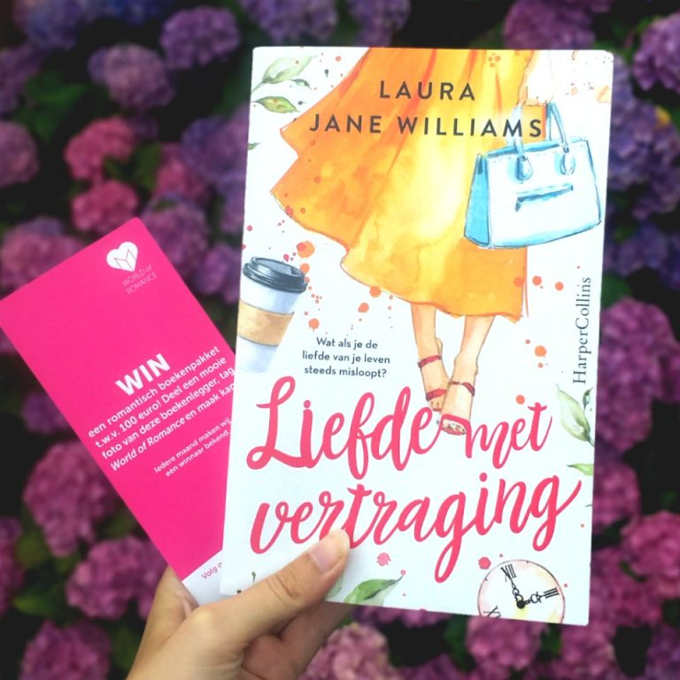 Liefde met vertraging – Laura Jane Williams