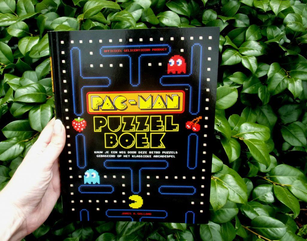 Pac-Man Puzzelboek 1