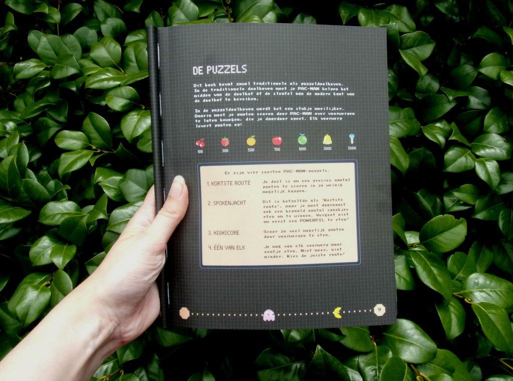 Pac-Man Puzzelboek 3