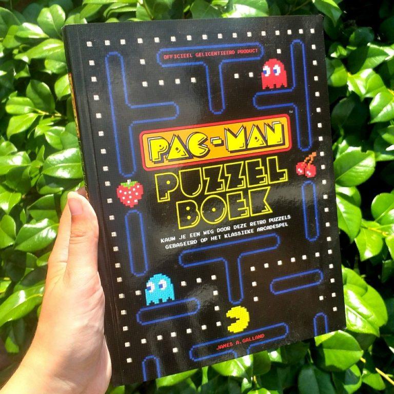Creatief met kleur 3 – Pac-Man Puzzelboek