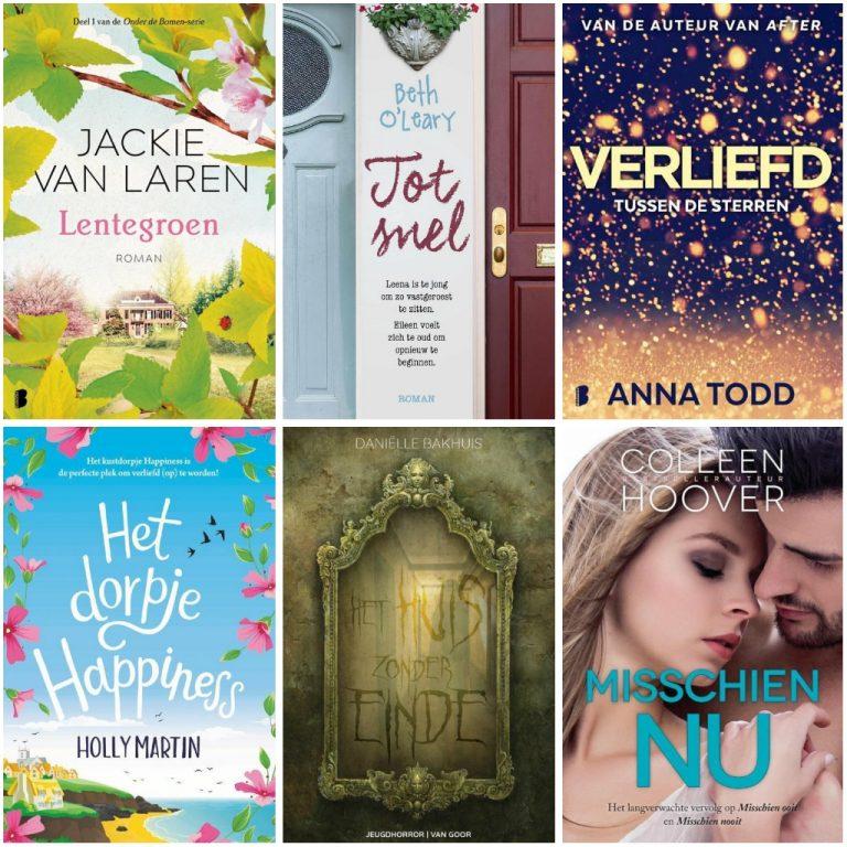 Najaarsbrochures 2020: Z&K, Fontein, Boekerij & Best of YA