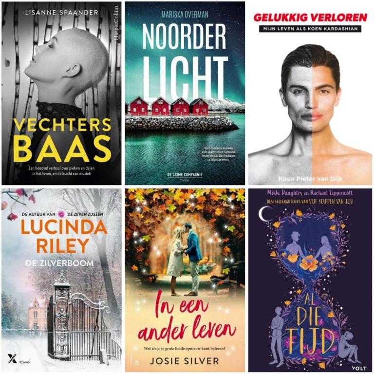 Najaarsbrochures 2020: Xander, A.W. Bruna, Crime, Volt, LS Amsterdam & HarperCollins