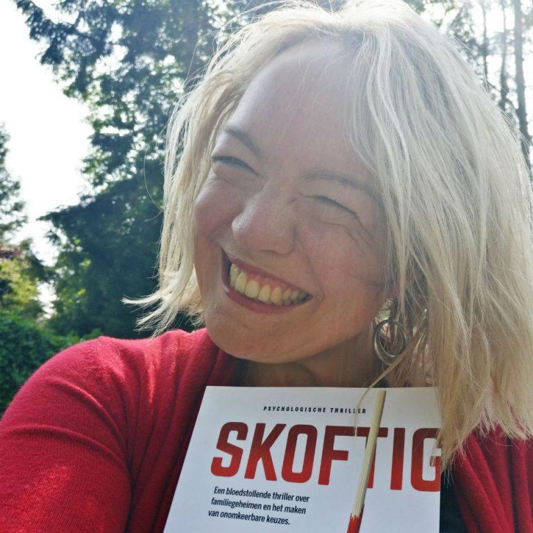 """Thrillerschrijfster Marleen Hartog: """"Ik weet heel goed wat ik wel en niet wil"""""""