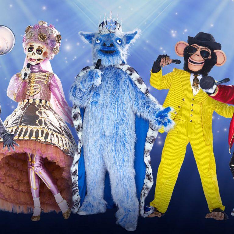Voorspelling: Deze BN'ers doen mee aan The Masked Singer 2020