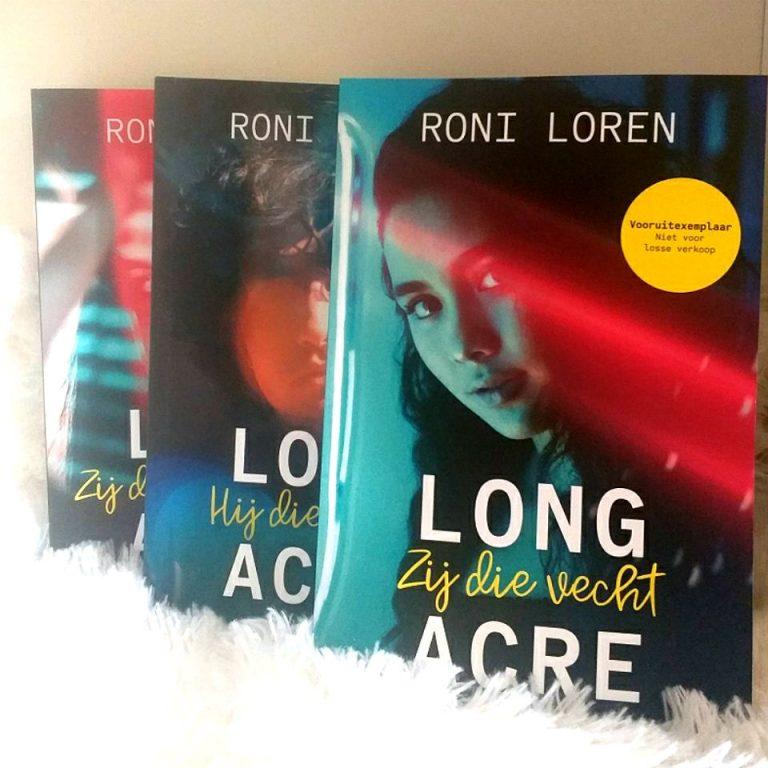 Zij die vecht (Long Acre #3) – Roni Loren