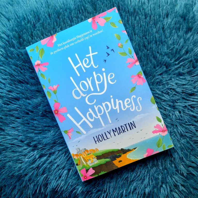 Blogtour: Het dorpje Happiness – Holly Martin